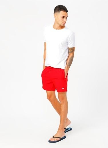 Skechers Mayoşort Kırmızı